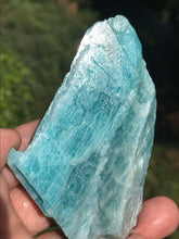 Load image into Gallery viewer, Amazonite Turquoise-Green Feldspar Raw Rock