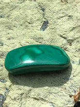 Load image into Gallery viewer, Malachite Polished Mineral Specimen Stone Rock