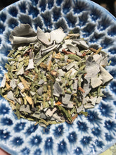 Load image into Gallery viewer, Cedar and Sage Blend Dried Leaf Ceremonial Herb