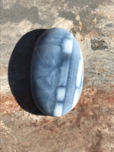 Load image into Gallery viewer, Opal Blue Cabochon