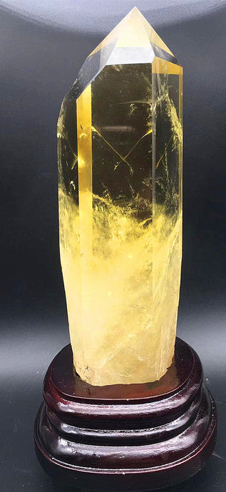 Large Natural Smokey Citrine Crystal