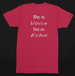 Be a voice red
