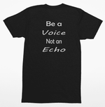 Be a voice black
