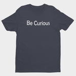 Be curious blue