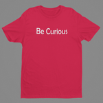be curious red