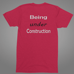 Being under construction red