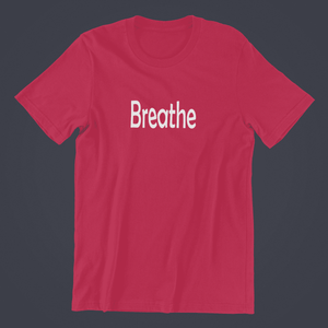 Breathe red