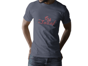 By Jozef - Navy Blue (uniseks)-T-shirts-By Jozef