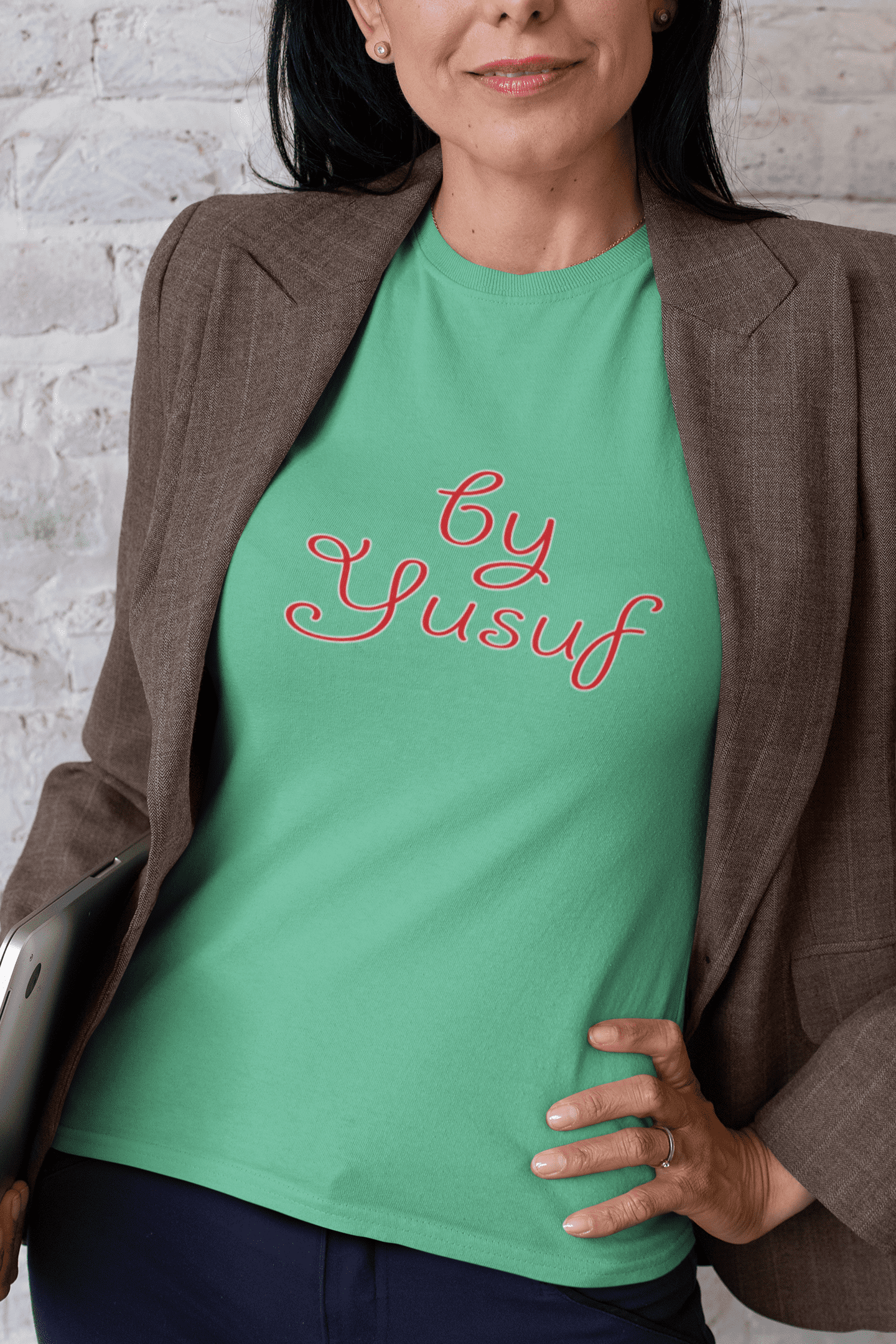 Heather Green (Feminine Style)-T-shirts-By Jozef