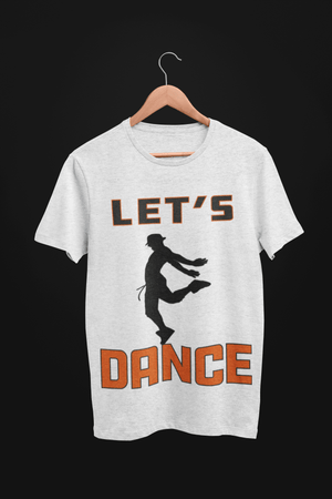 Let's Dance-T-shirts-By Jozef