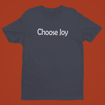 Choose Joy blue