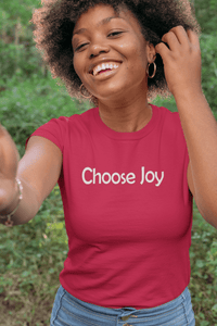 Choose Joy model