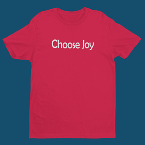Choose Joy red