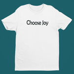 Choose Joy white