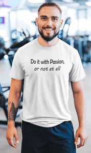 Do it with passion model