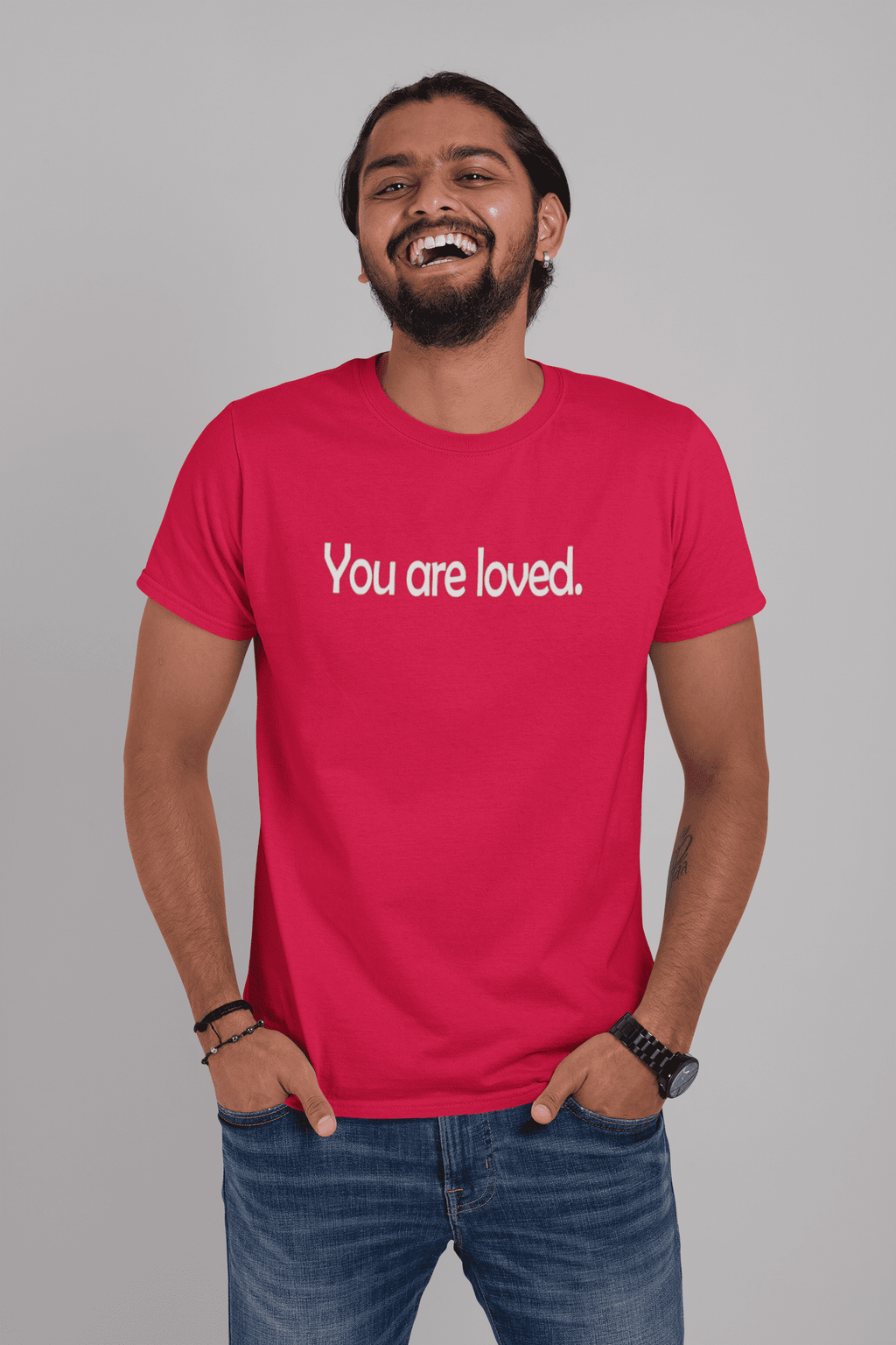 You are loved model
