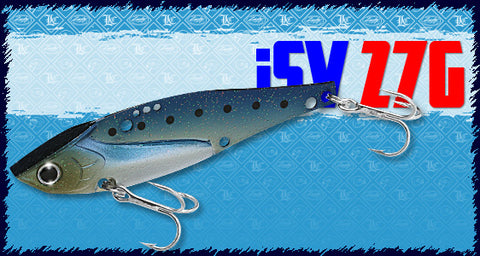 Lucky Craft SW iSV 80 27g - 714 Metallic Sardine