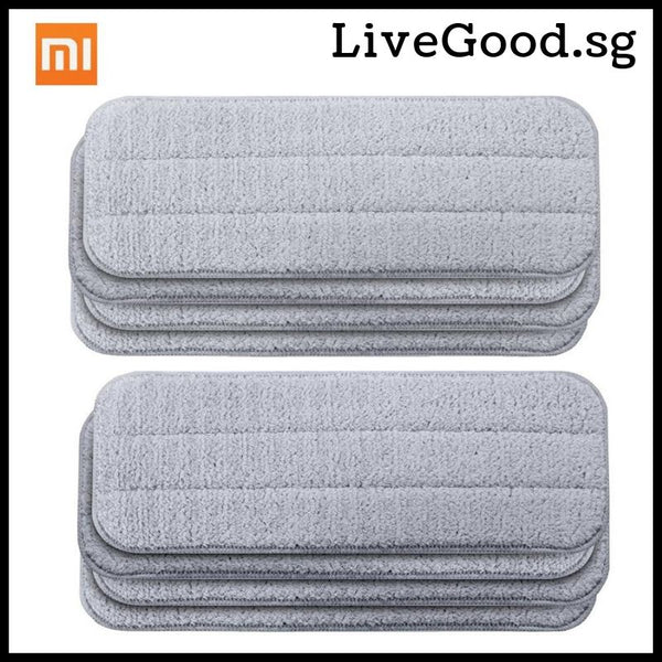 Xiaomi Deerma - Replacement Microfiber Mop Pads - 8pcs (For Water Spray Mop)