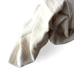 I AM BCO Weightless cotton wrap extra warmth breathable 100% cotton Natural