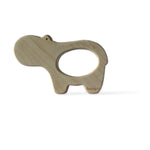I AM BCO conscious Lifestyle Hippo Timber Teether Cheengoo Ethical and eco friendly Maple
