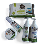 Pure Beginnings 100% Natural and organic Proudly South African