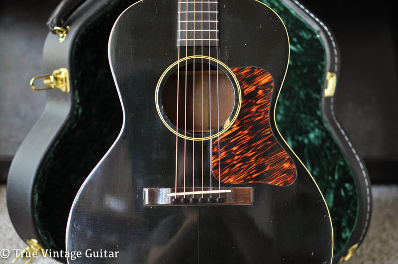 Jeff Tweedy's 1936 Gibson L-00 Black with Maple rims
