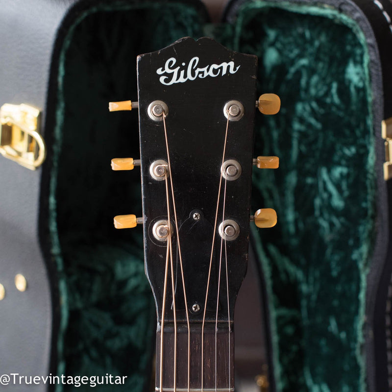 Video: 1940 Gibson L-00