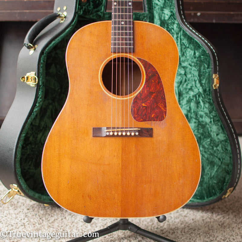 Vintage 1948 Gibson J-50 acoustic guitar
