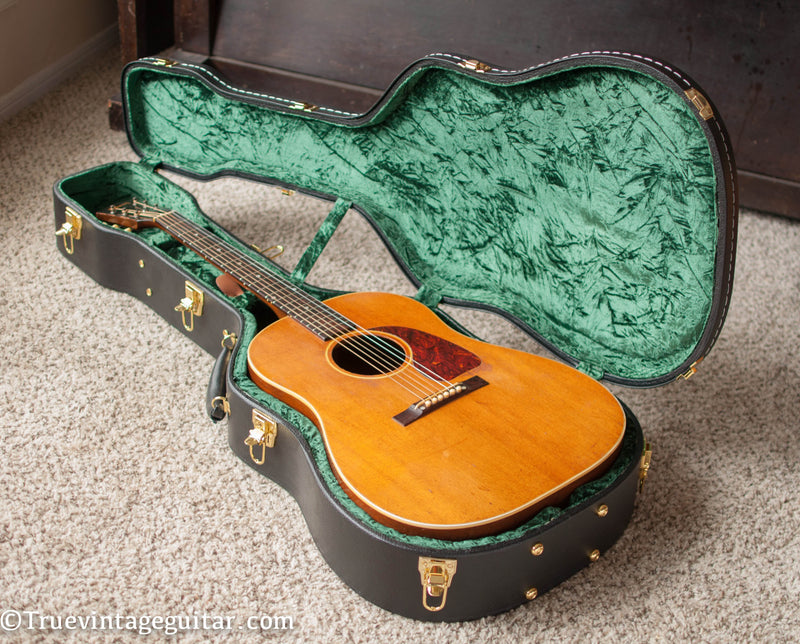 The BEST case for vintage Gibson J-45, Southern Jumbo, J-50, and other slope shoulder dreanoughts