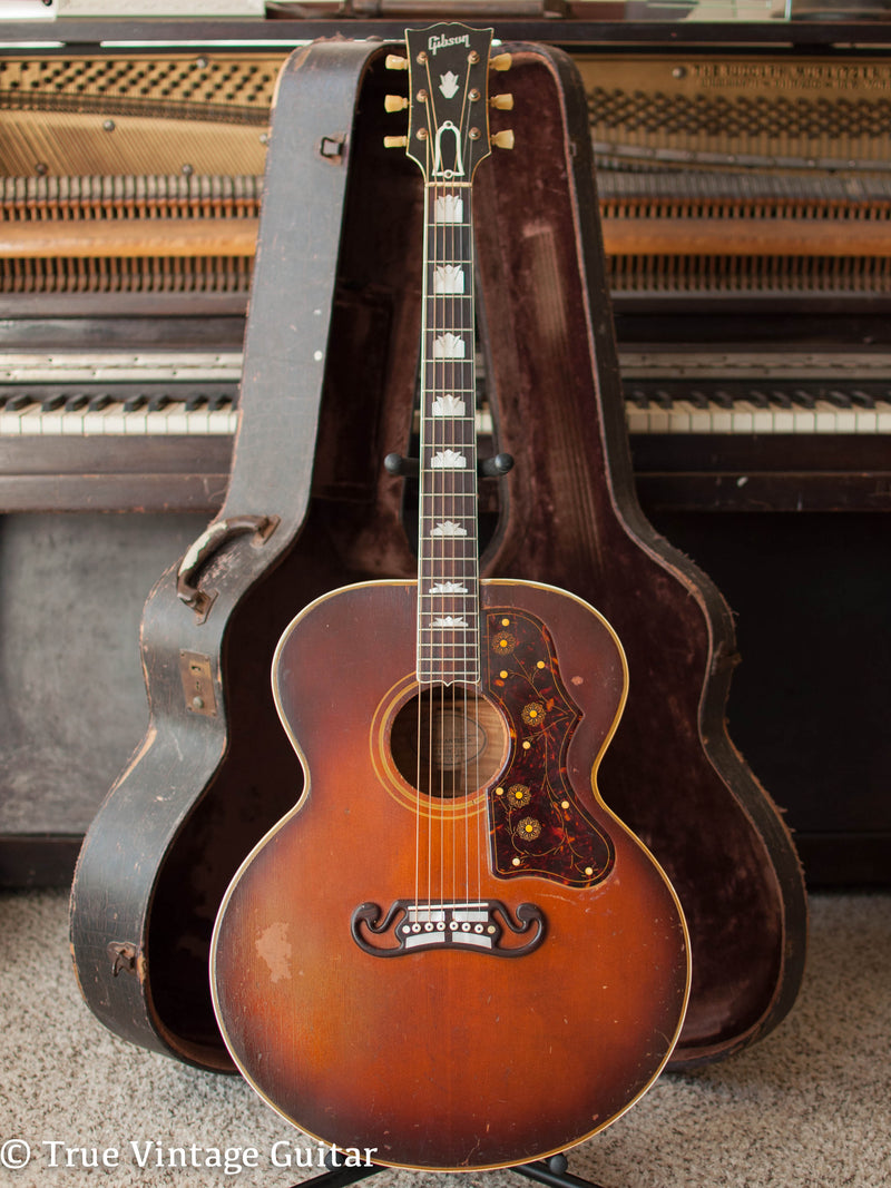 Vintage 1948 Gibson SJ-200 acoustic guitar