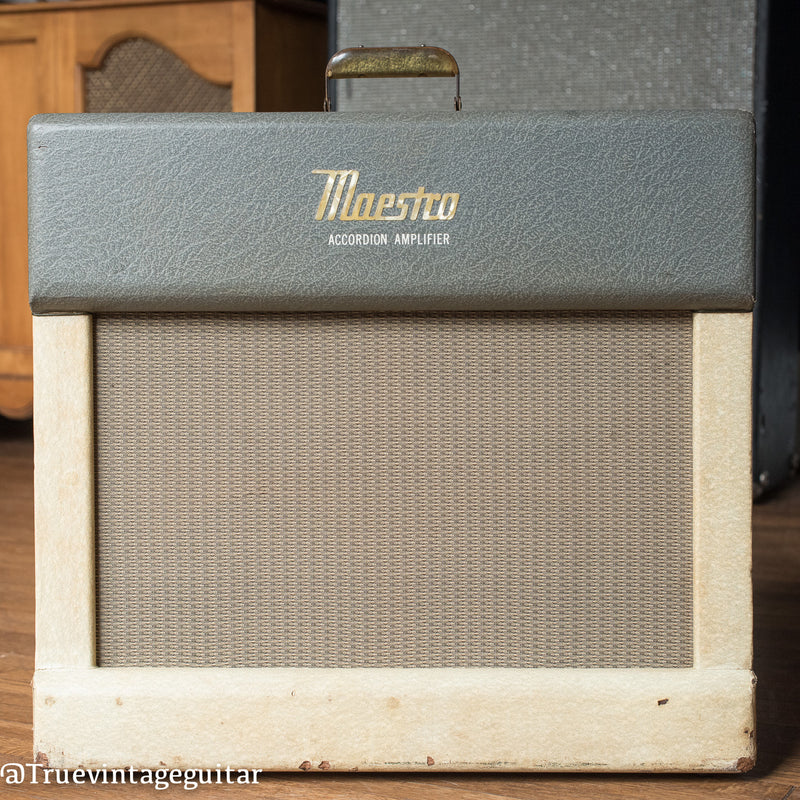 1955 Gibson GA-45T vintage Accordion Amplifier