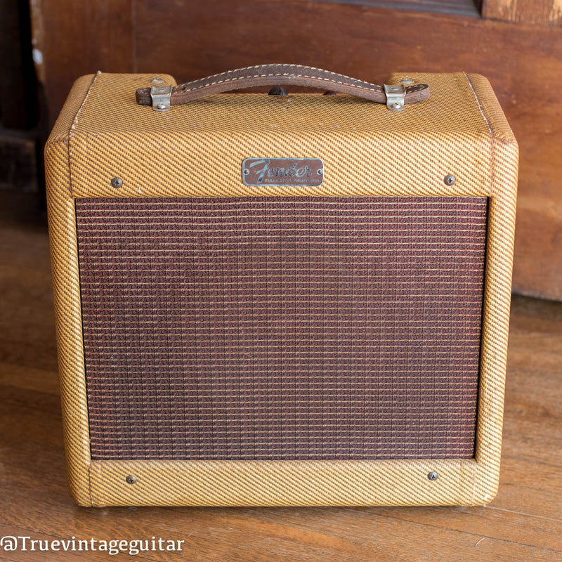 1957 Fender Champ Amp Tweed