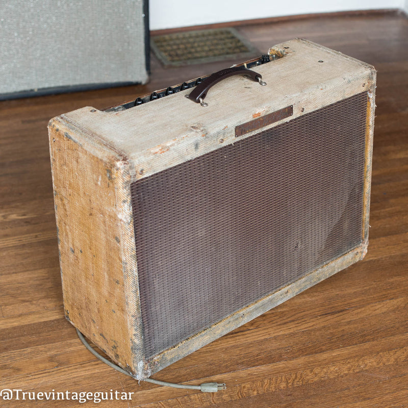 1959 Fender Twin Amplifier 5F8-A