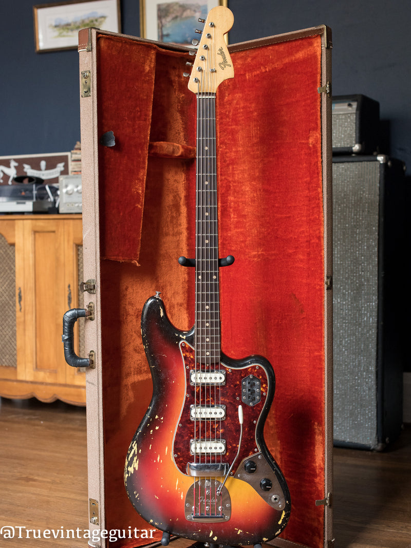 Vintage Fender (Bass) VI: Not a baritone guitar?