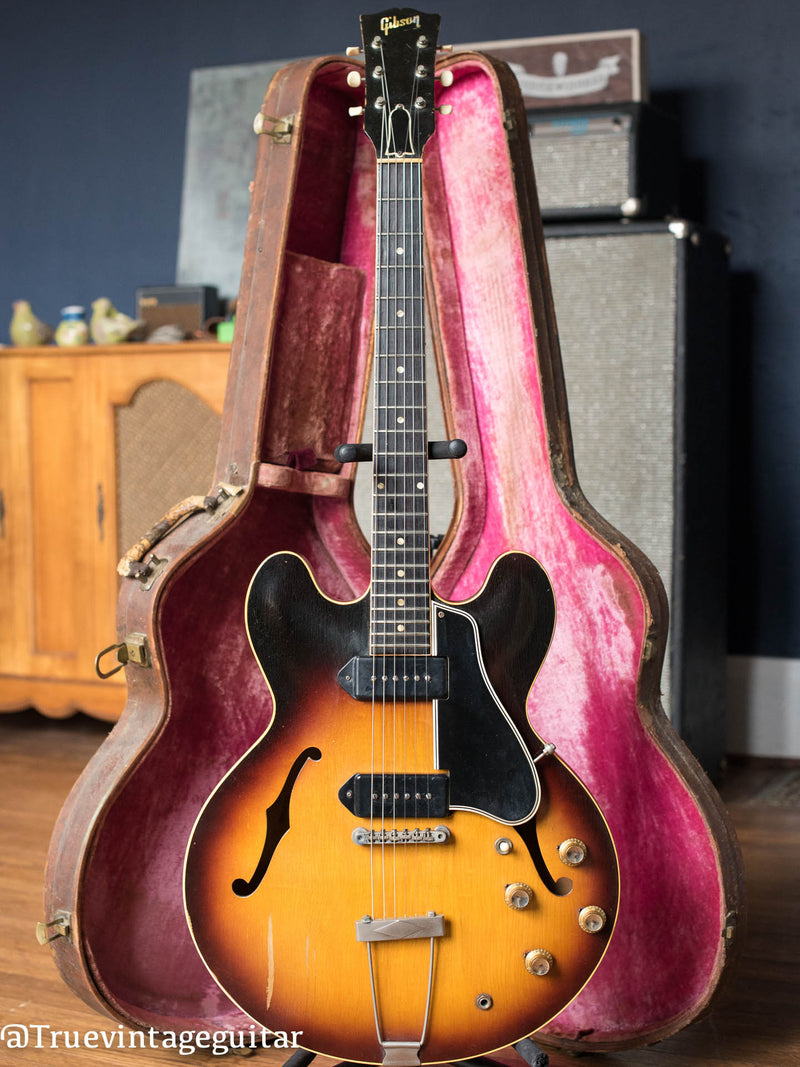 Vintage 1961 Gibson ES-330 electric guitar