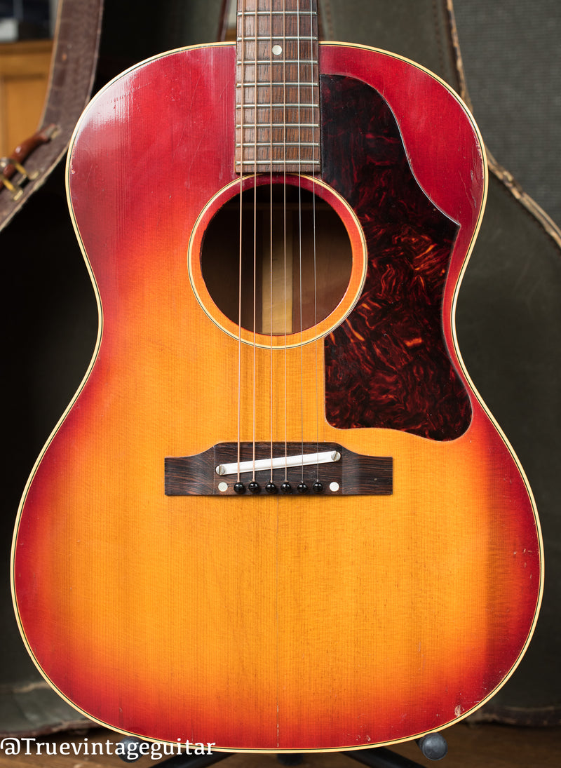 1962 Gibson LG-2 acoustic guitar