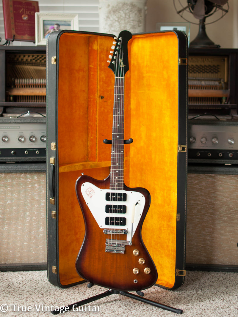Vintage 1966 Gibson Firebird III electric guitar
