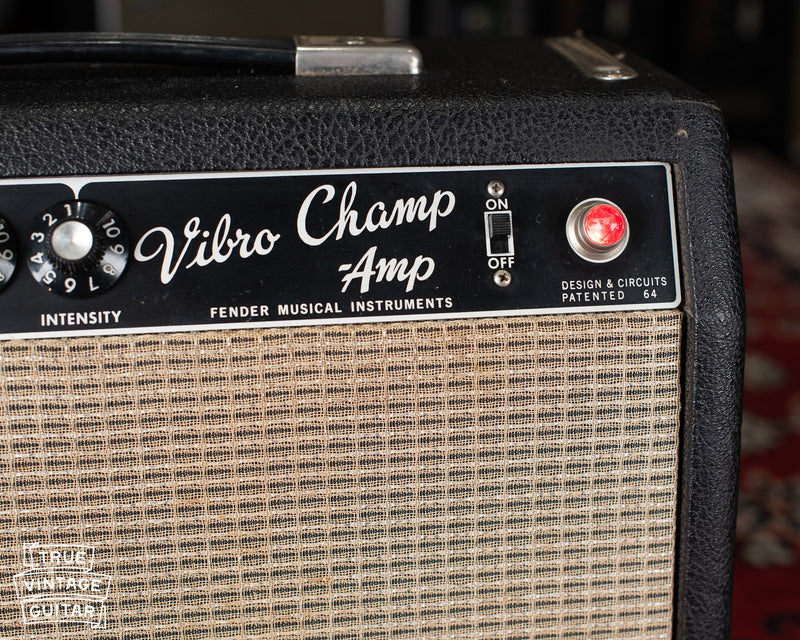 How old is my Fender amp, how to date Fender amps