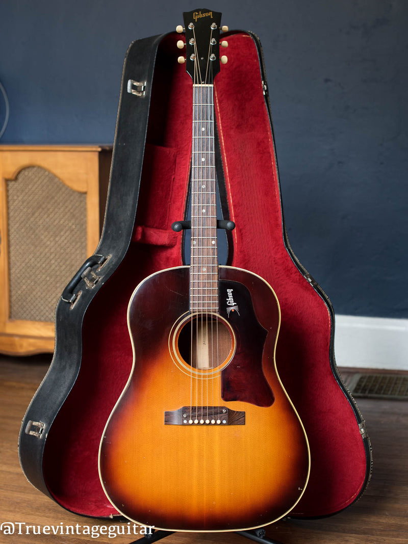 Vintage 1968 Gibson J-45 acoustic guitar
