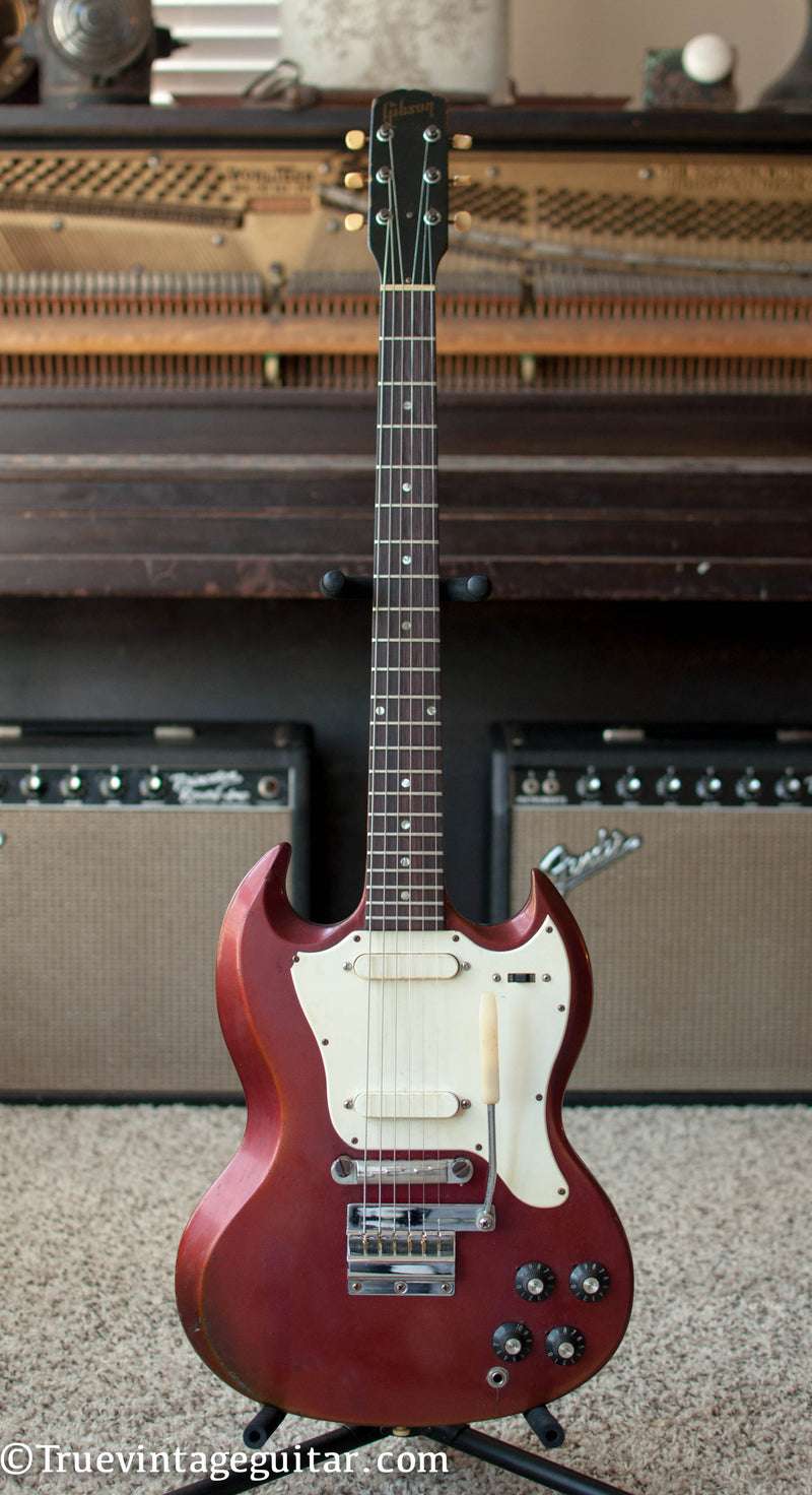 Vintage 1968 Gibson Melody Maker electric guitar