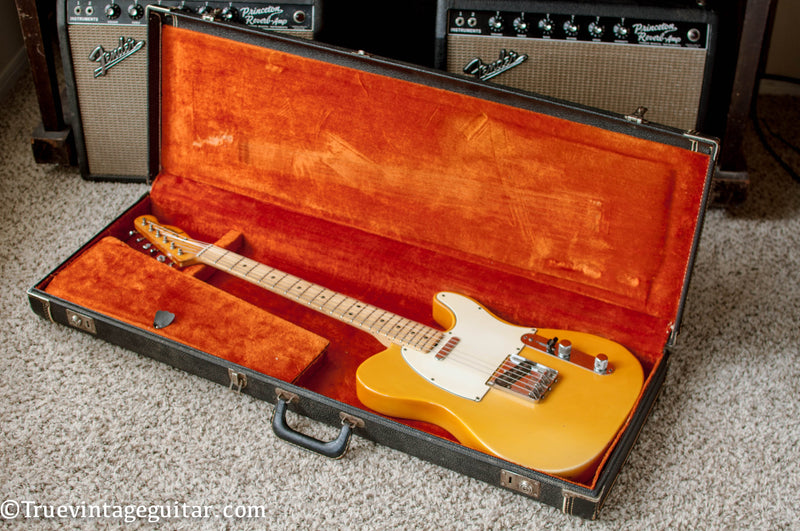 1969 Fender Telecaster electric guitar