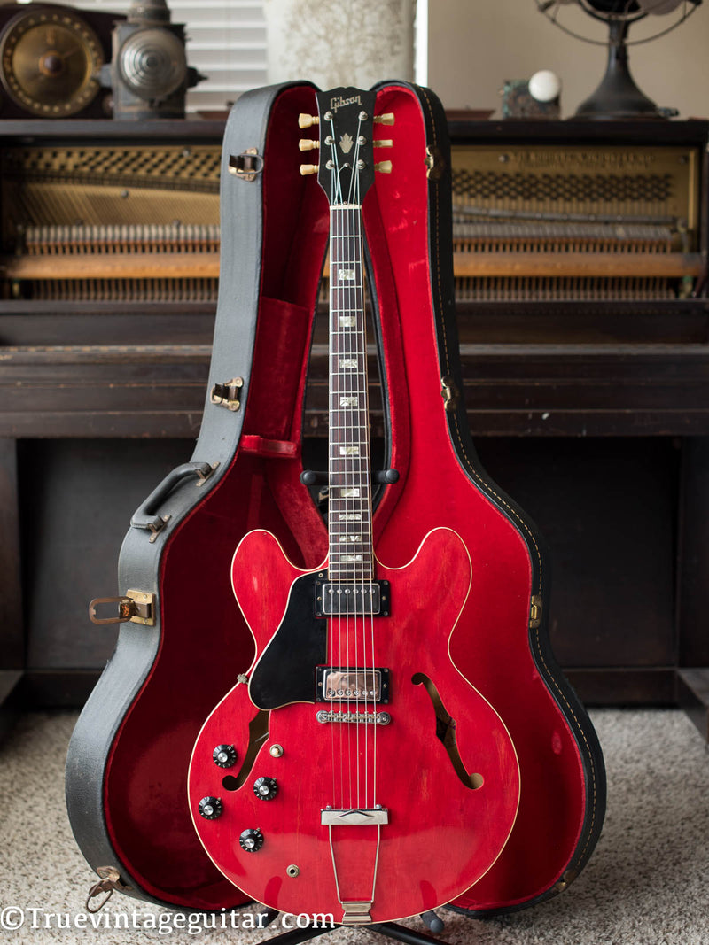 1973 Gibson ES-335tdc Left Hand
