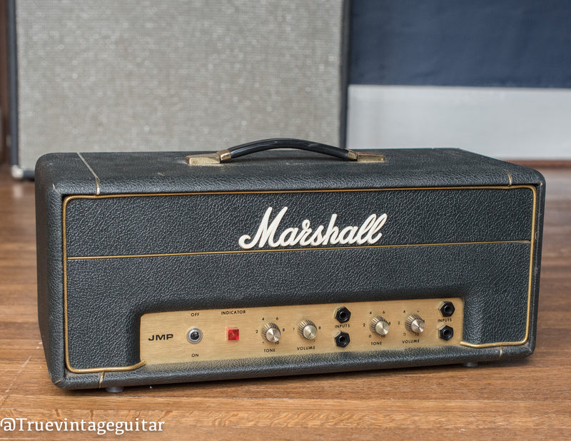 Vintage 1972 Marshall Lead-Bass 20 guitar amplifier