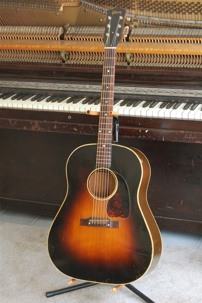 1953 Gibson J-45 nicknamed the