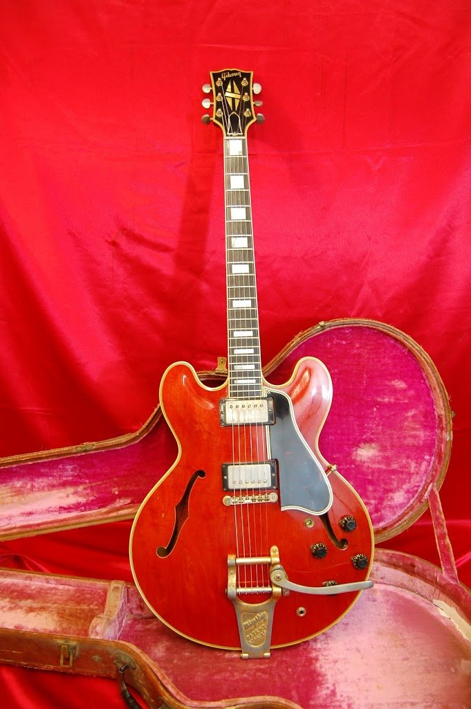 From the Bailey Brothers' VAULT: 1960 Gibson ES-355