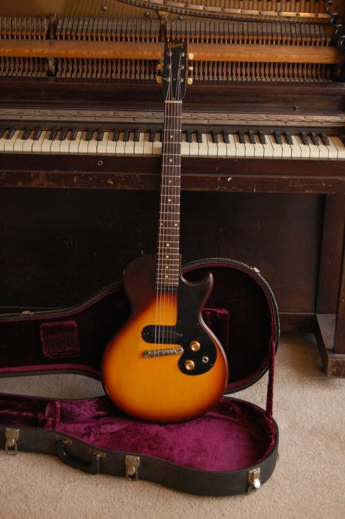 The $200k Les Paul's little brother: 1960 Gibson Melody Maker