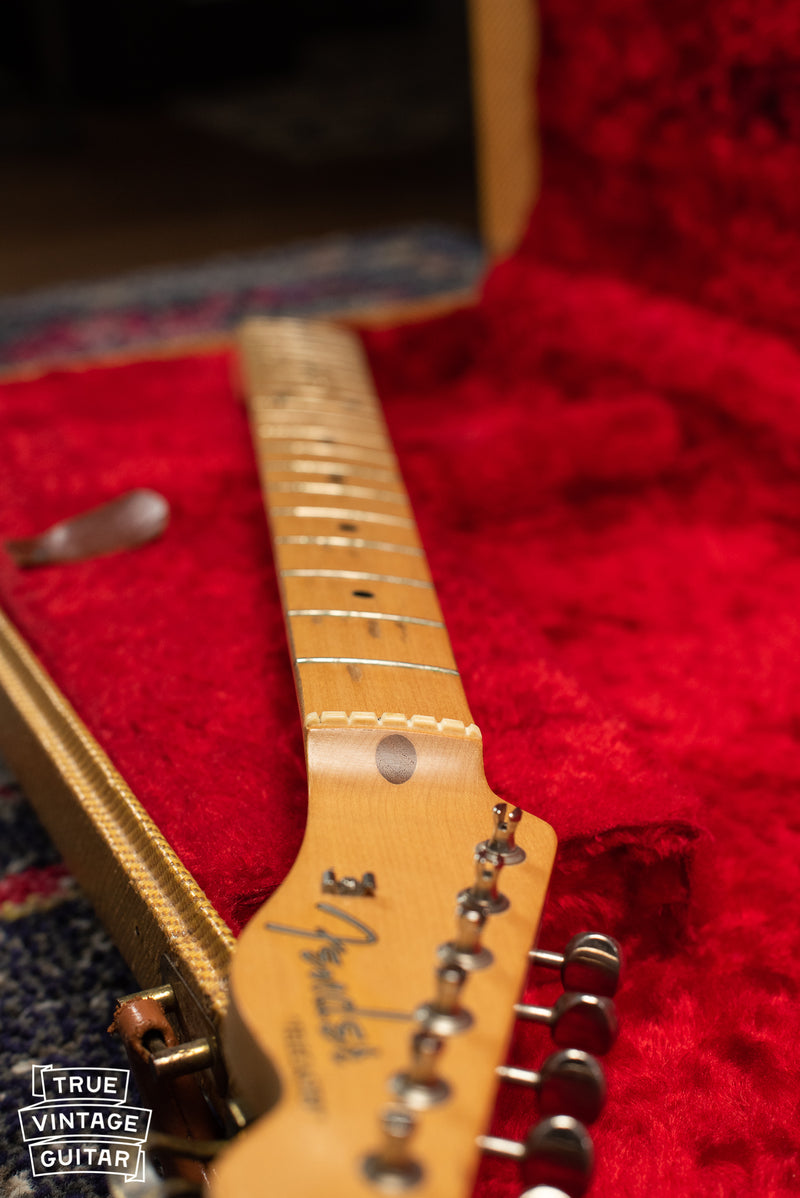 1957 Fender Telecaster Neck