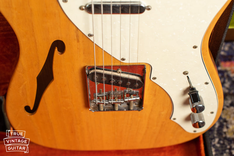 1969 Fender Telecaster Thinline bridge pickup