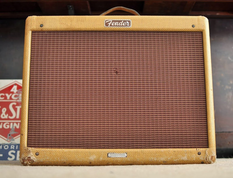 Another 1956 Fender Deluxe