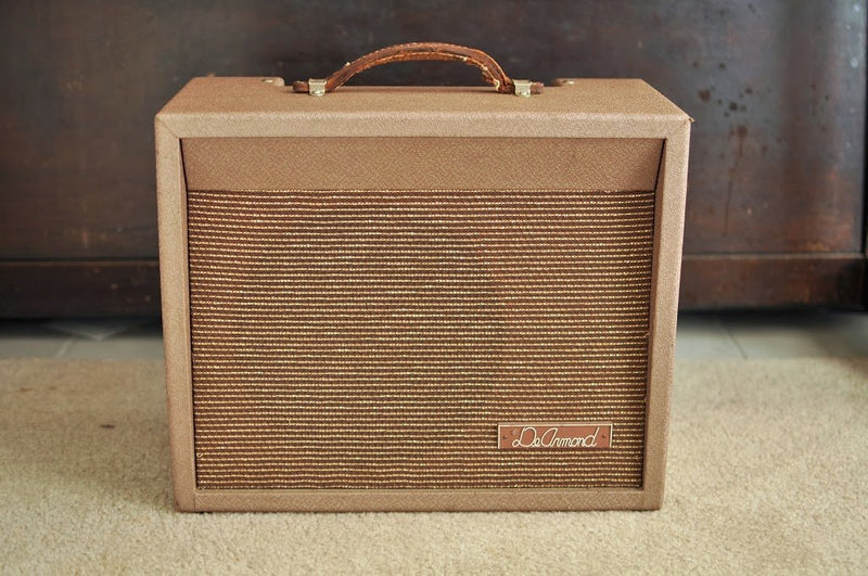 Rare Amplifiers: The DeArmond R5T